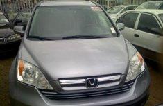 Honda CRV EXL 4WD 2007 for sale