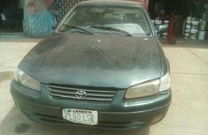 Clean Used Toyota Camry 2000 Green