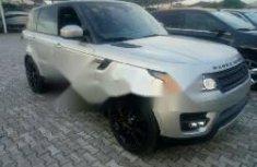 Almost brand new Land Rover Range Rover Evoque Petrol 2014