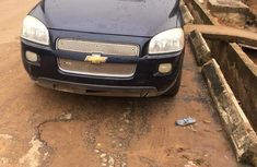 Tokunbo Chevrolet Uplander 2006 Blue FOR SALE