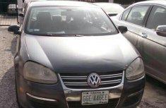 Nigerian Used Volkswagen Jetta 2006 Black For Sale