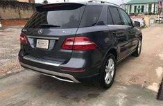 2012 Mercedes-Benz ML350 for sale in Lagos