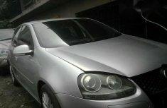Tokunbo Volkswagen Golf 5 GTi 2007 Silver FOR SALE