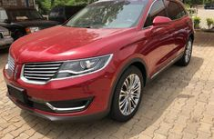 Lincoln MKX 2017 Automatic Petrol ₦22,000,000