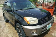 Toyota RAV4 2004 Black FOR SALE
