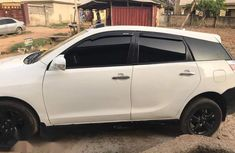 Toyota Matrix 2006 White For Sale