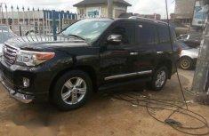 Toyota Land Cruiser 2014 Black FOR SALE