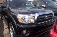 Toyota Tacoma 2008 Petrol Automatic Black for sale