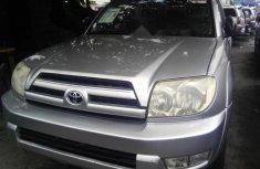 Toyota 4-Runner 2005 Petrol Automatic Grey/Silver