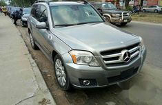 Mercedes Benz Glk 350 2010 Gray for sale