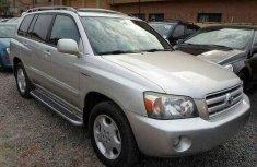 Good used 2003 Toyota Highlander for sale