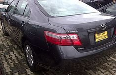 2008 Tokunbo Toyota Camry Grey for sale