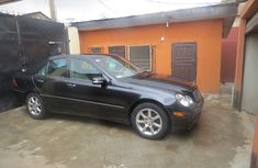 DIRECT TOKUNBO MERCEDES BENZ C280 2007 Black for sale