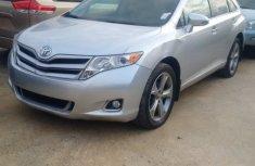 Toyota Venza 2012 model silver for sale