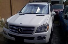 DIRECT MERCEDES BENZ Gl450 2007 WHITE FOR SALE