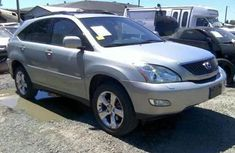 Very Clean 2005 LEXUS RX330 SUV silver for sale