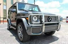 2013 MERCEDES BENZ Gwagon for sell