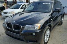 BMW X3 2016 black for sale
