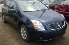 Nissan Sentra 2008 model Blue for sale