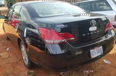2014 Toyota Avalon black for sale