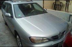 Sound Nissan Primera 2001 Gray for sale