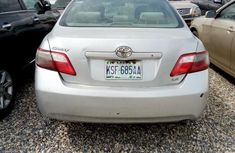 Buy Toyota Camry 2007 Silver for sale
