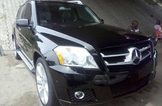 Almost brand new Mercedes-Benz GLK Petrol 2010