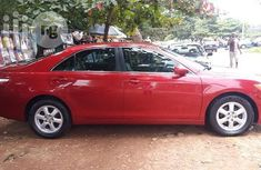 Red Toyota Camry 2007 Red for sale