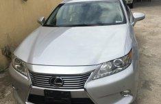 Lexus ES 2013 Petrol Automatic Grey/Silver
