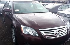 Toyota Avalon Limited 2008 Red for sale