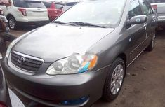 Toyota Corolla 2005 ₦2,100,000 for sale