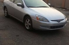 Honda Accord 2005 Silver for sale