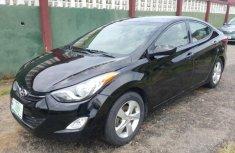 Hyundai Elantra 2013 Automatic Petrol ₦4,500,000