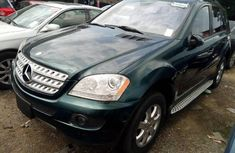 Mercedes-Benz ML350 2008 Automatic Petrol ₦4,650,000