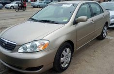 2007 Toyota Corolla Automatic Petrol well maintained