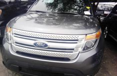 Almost brand new Ford Explorer Petrol 2011