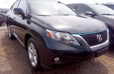 Lexus RX 2011 Automatic Petrol ₦9,800,000