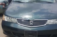 2001 Honda Odyssey Petrol Automatic for sale