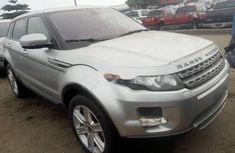 Land Rover Range Rover Evoque 2012 Automatic Petrol ₦13,500,000
