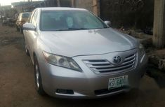 Clean Toyota Camry 2007 Silver for sale