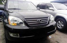 Lexus GX 2007 Petrol Automatic Black for sale