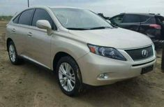 Lexus RX350 2010 in good condition for sale