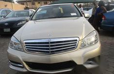 Mercedes-Benz C300 2010 Gold For Sale