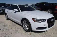 2008 Audi A6 White for sale