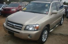 Toyota Highlander for sale 2009