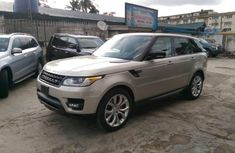 Almost brand new Land Rover Range Rover Sport Petrol 2014
