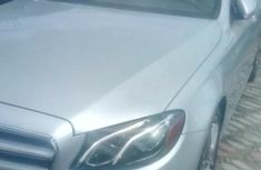 2017 Mercedes-Benz E300 for sale in Lagos