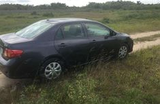 Toyota Corolla 2010 ₦1,870,000 for sale