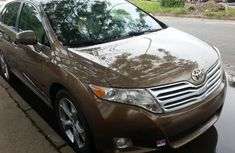 Toyota Venza 2011 Petrol Automatic Brown
