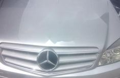 Mercedes-Benz C300 2010 Petrol Automatic Grey/Silver for sale